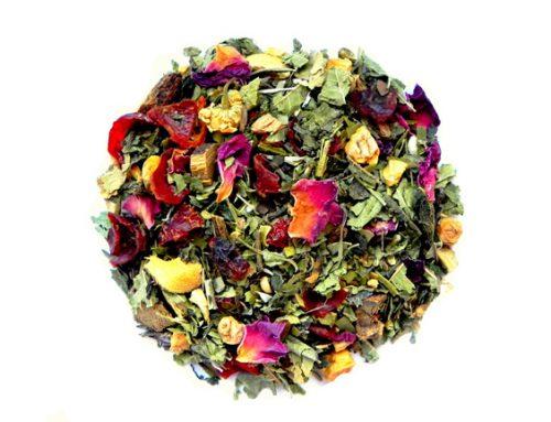 Herbaty ziołowe na różne dolegliwości
